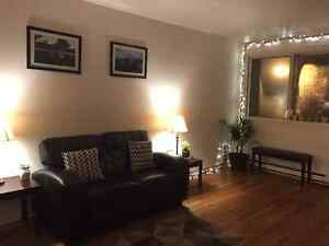 Furnished 1 bedrm in 2 bedrm apt near MUN/Avalon Mall/Downtown
