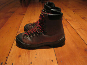 Groenell Italian Made Leather Mountaineering Boots