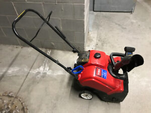 "18"" toro snowblower"