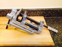 """Quality Multipurpose 4"""" Vise, Drill Press or Bench"""