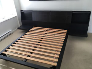 Modern Queen Bed Frame