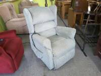 Sherborne Dual Motored Rise & Recline Mobility Chair - Can Deliver For £19