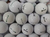 Srixon Soft Feel Golf Balls x 50. Pearl Condition