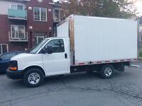 Transport de Meubles / 2 Hommes par camion / Tarif Fixe