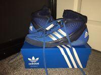 Adidas boxing boots size UK 7