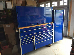 Snap-On tool box -blue