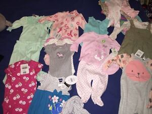 Brand new babygirl clothes 0-12 months