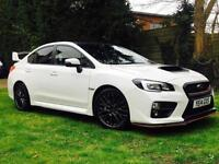 Subaru WRX 2.5 4X4 STI Type UK 2014