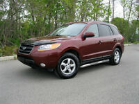 HYUNDAI SANTA FE AWD 2008 - AUTO - ALL WHEEL DRIVE - CERTIFIED
