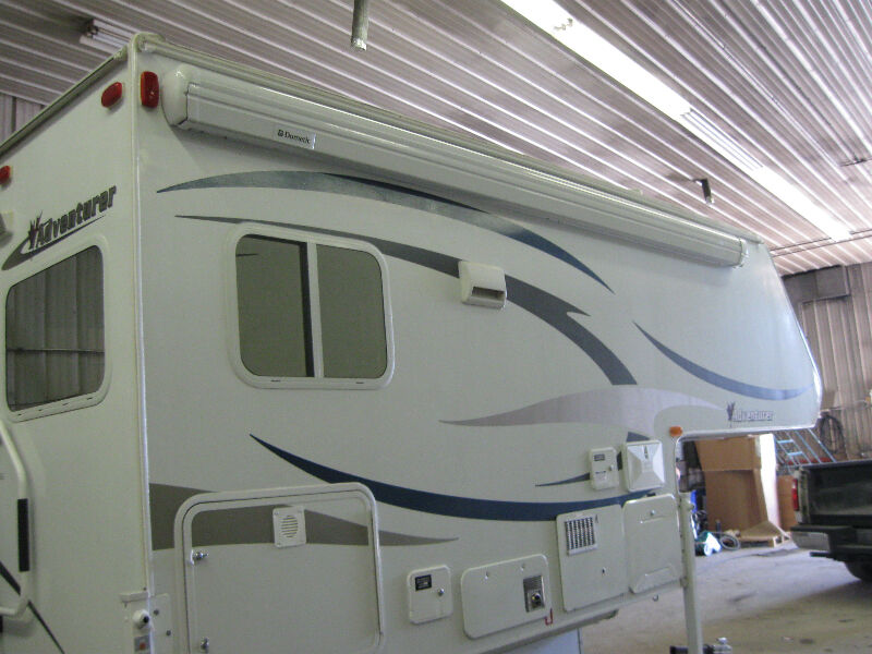 Awning Replacement Fabric For Your Recreational Vehicle