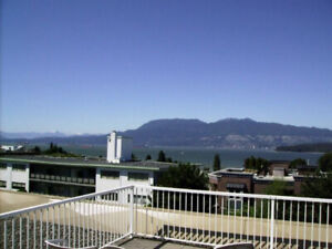 Fully furnished 1 bdrm in Kitsilano available late April