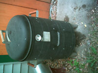 Meco Charcoal Water Smoker 5000 Series