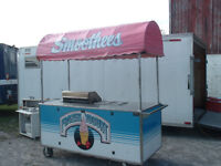 Otterbacher Food Cart Smoothies, Lemonade, Sandwiches etc.