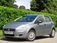 Fiat Grande Punto 2007 1.2 5dr Active***CAMBELT HAS BEEN REPLACED + LONG MOT***