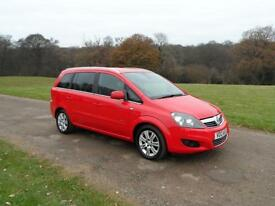 Vauxhall/Opel Zafira 1.6i 16v VVT ( 115ps ) 2012MY Design