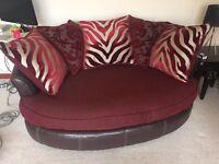 Luxury Sofa trio