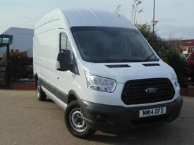 2014 Ford Transit 2.2 TDCi 100ps L3 H3 Van 2 door Panel Van