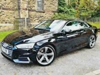 2017 Audi A5 2.0 TDI ultra Sport S Tronic (s/s) 2dr Coupe Diesel Automatic