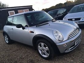 MINI HATCH 1.6 One 3dr 2005 *IDEAL FIRST CAR *CHEAP INSURANCE *FULL SERVICE HISTORY * HPI CLEAR