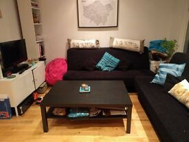 1 Bedroom in 2 bedroom flat available for short let in N19