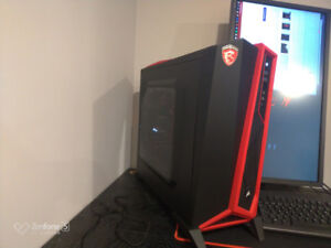 PC Gamer High/Ultra (négo)