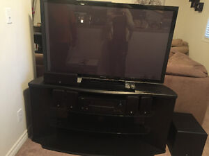 "Selling 50""Plasma TV, Boston Surround Sound, Denon Receiver"