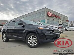 2016 Jeep Cherokee North 4x4 | One Owner | Low KM | Clean