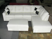 BRAND NEW CUSTOM MADE SECTIONAL ON SALE