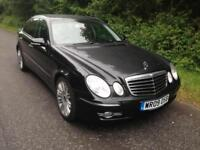 MERCEDES BENZ E320 3.0CDI 7G-TRONIC CDI SPORT * SAT NAV* LEATHER*