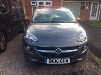 16 plate Vauxhall Adam s 150 turbo reduced in price must go