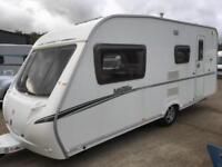 ☆ ABBEY VOGUE 520 TOURING CARAVAN 4 BERTH ☆ 2007/08 IN IMMACULATE CONDITION ☆
