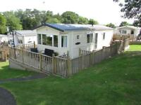 BK Saville 35ft by 12ft 2007 Sited Causey Hill Holiday Park Hexham
