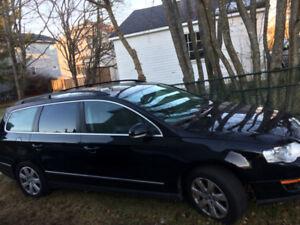 2007 Passat  Wagon  from BC for parts