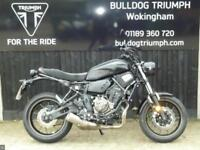 YAMAHA XSR700, ONLY 2952 MILES