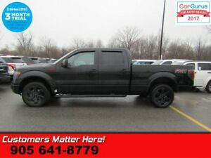 2013 Ford F-150 FX4  - Navigation -  Sunroof -  Leather Seats