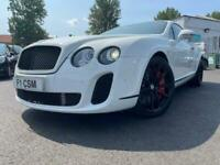 2010 Bentley Continental 6.0 SUPERSPORTS 2d 621 BHP Coupe Automatic