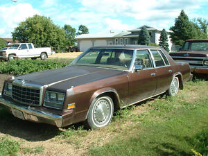 1981 plymouth grand fury for sale