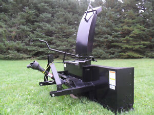"""NEW 3 point hitch SNOW BLOWERS, 50"""" - 80"""" sizes FREE SHIPPING Prince George British Columbia image 2"""