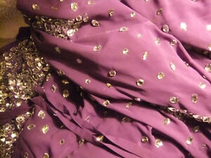 Rhinestone prom dress Kitchener / Waterloo Kitchener Area image 3