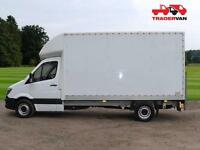 2014 MERCEDES-BENZ Sprinter 313 CDi Euro5 Long Wheel Base Luton with Tail Lift D