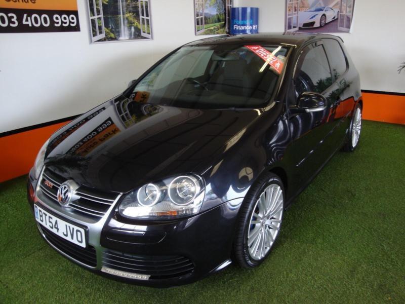 Volkswagen Golf 2.0TDI 2005MY GT