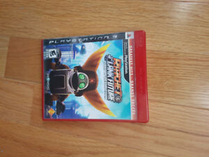 Mint PS3 Ratchet and Clank Future Tools Of Destruction