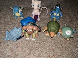 1999 Pokemon Burger King Promo Toys