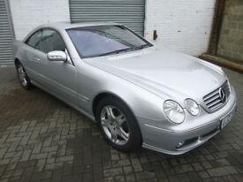 Mercedes-Benz CL 500 5.0L 2 Door Coupe