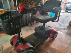 Mobility scooter go go elite sport