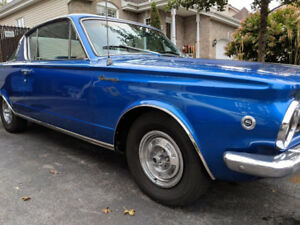 Plymouth Barracuda 1964