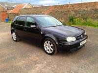 2003 Volkswagen Golf 2.8 V6 VR6 4Motion 5dr