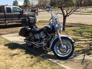 Harley Deluxe