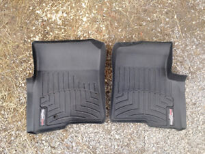 Floor Liners by WeatherTech for F150 2003-2007