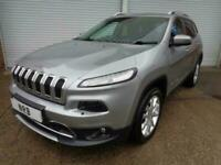 2015 Jeep Cherokee M-JET LIMITED used cars Auto Estate Diesel Automatic